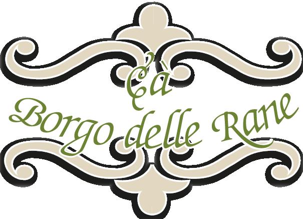 Logo Ca' Borgo delle Rane