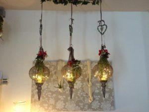 Dettaglio lampade