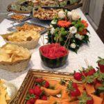 Il catering organizzato