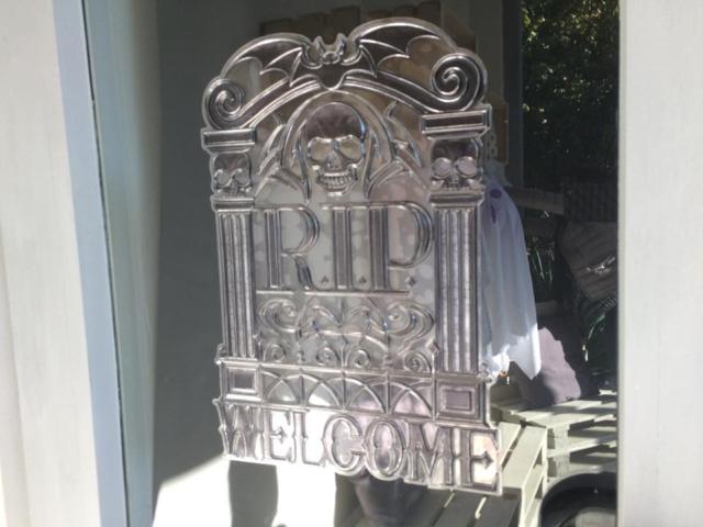 Uno spaventoso benvenuto a Ca Borgo delle Rane