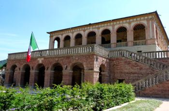 Villa dei Vescovi Luvigliano di Torreglia